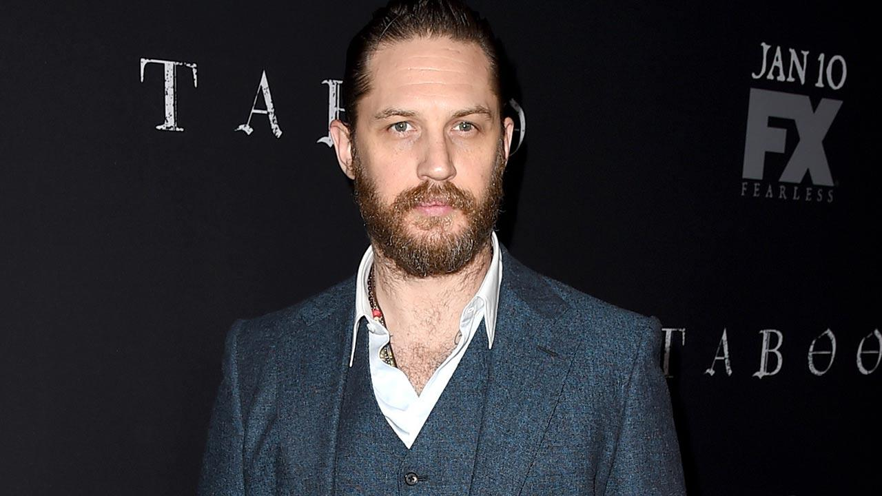 Tom Hardy Apprehends Fleeing Alleged Motorcycle Thief ...