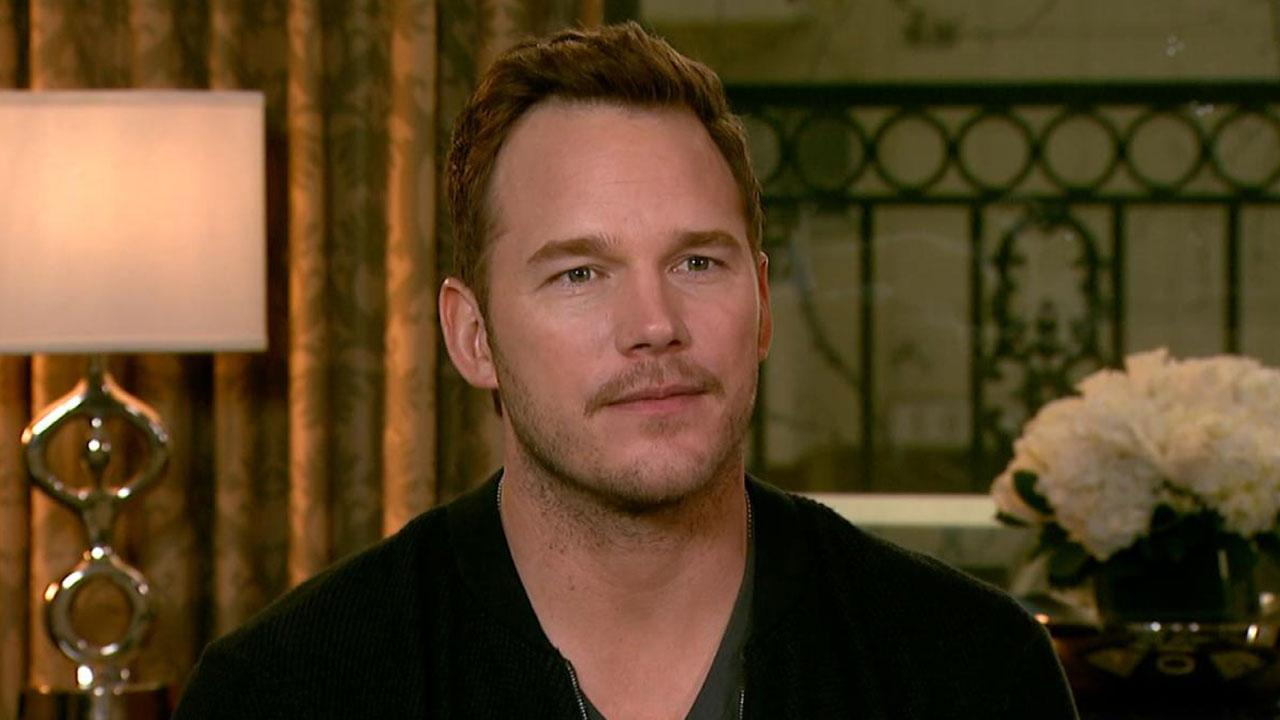 Exclusive Chris Pratt On How His Family Keeps Him
