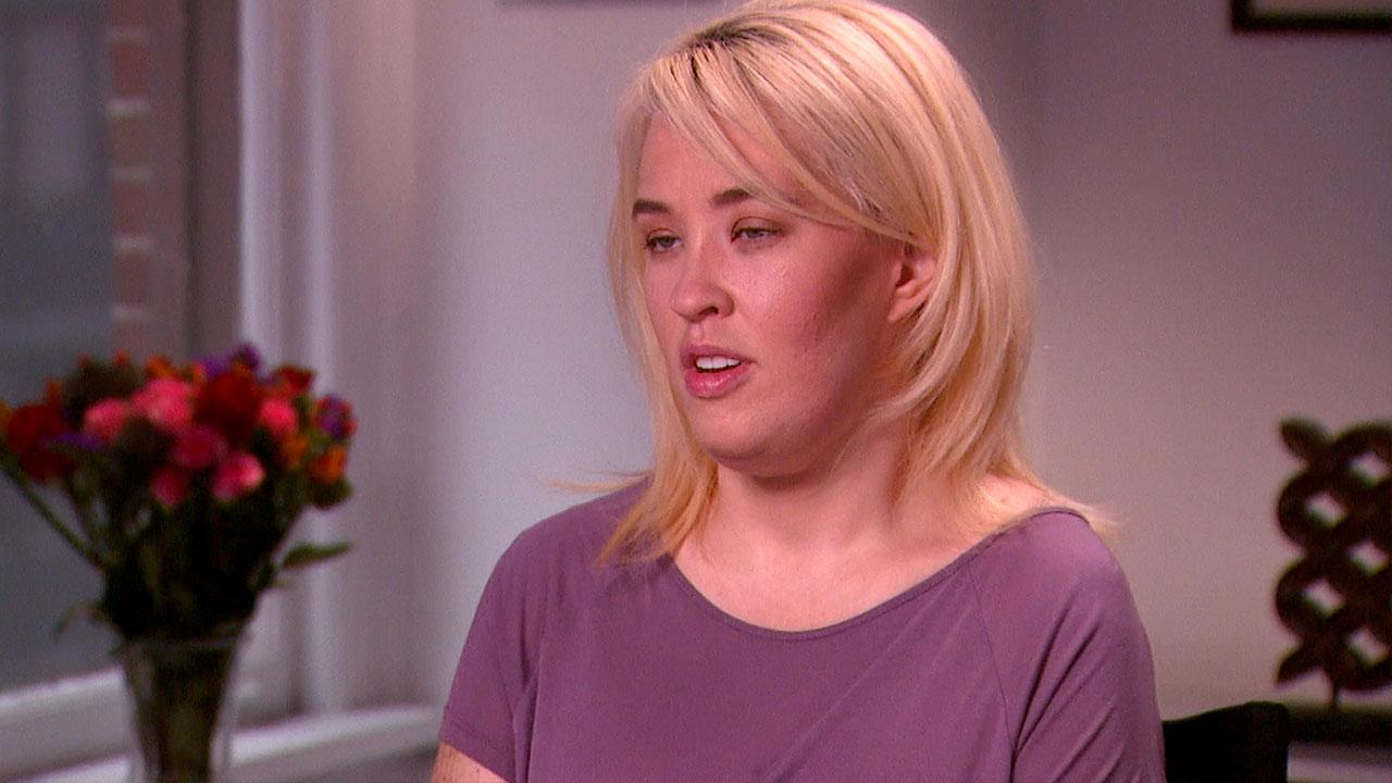 EXCLUSIVE: Mama June Reveals Exactly How Much She Weighs ...
