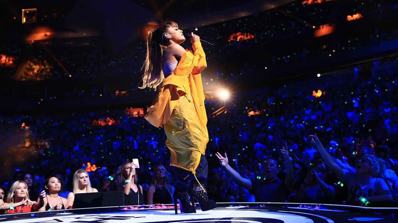 Ariana grande concert dates in Perth