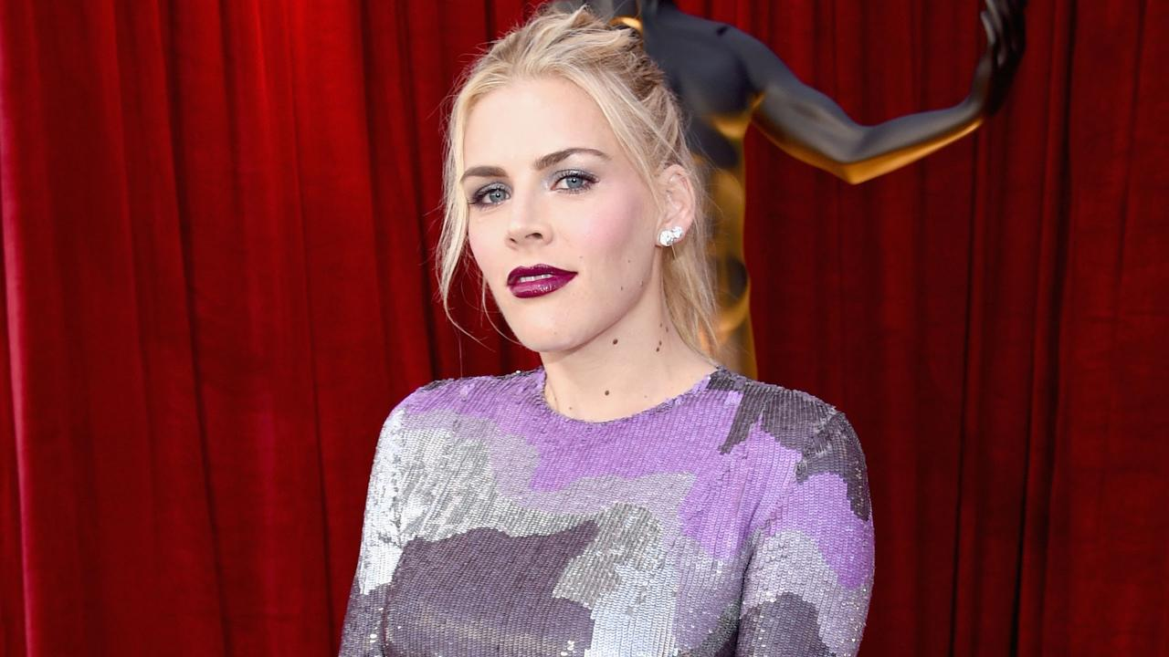 busy philipps' daughter dressed up as her mom for halloween -- a
