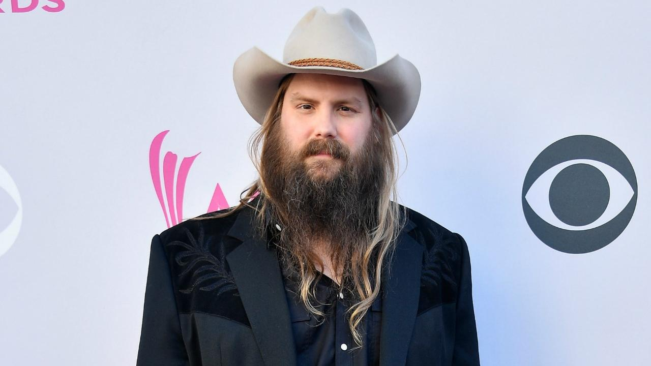 Chris Stapleton Expecting Twins With Wife Morgane Cbs