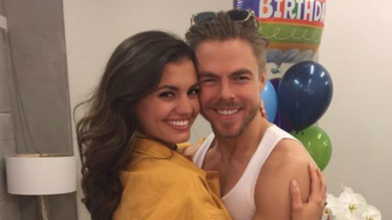 Derek hough dating in Melbourne