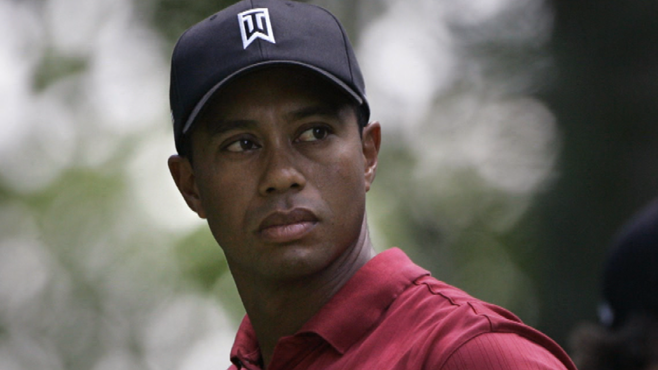 tiger woods was asleep at the wheel  confused ahead of