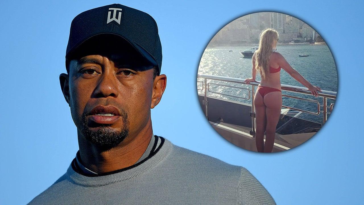 lindsey vonn rocks thong bikini as ex tiger woods deals