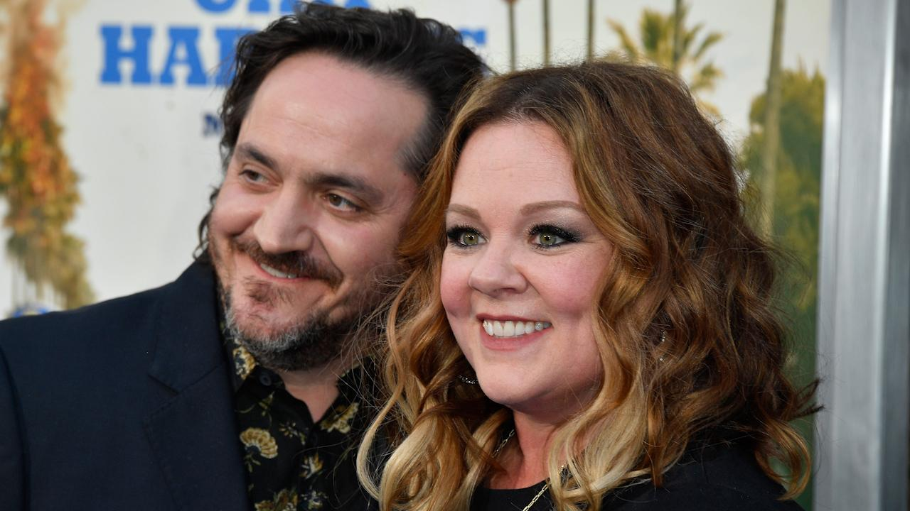 exclusive  ben falcone on what wife melissa mccarthy is really like at home