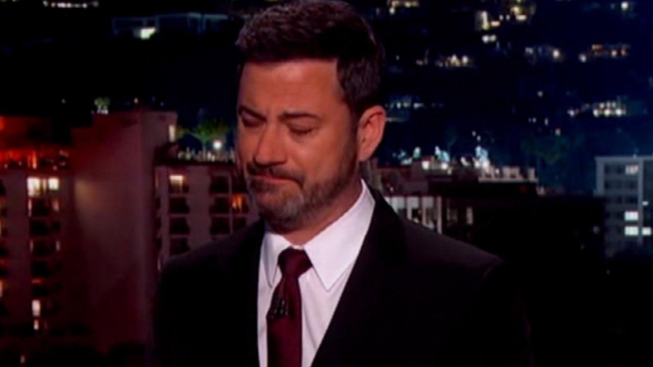 Jimmy Kimmel Thanks Fans For Outpouring Of Support