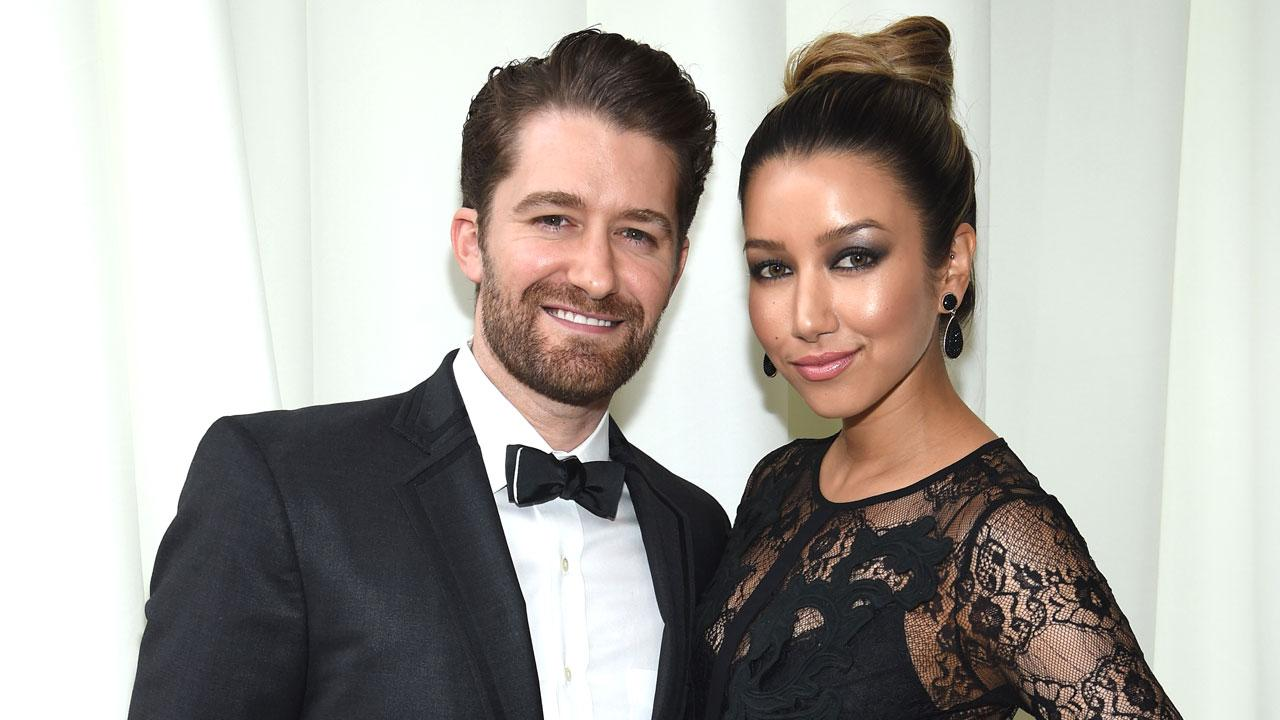 Glee Star Matthew Morrison And Wife Renee Expecting