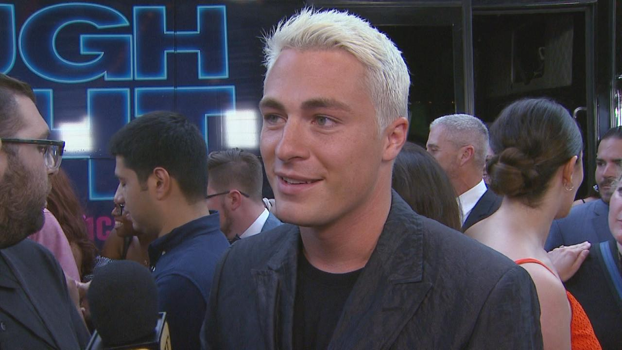 exclusive  colton haynes says he u0026 39 s letting fiance jeff leatham handle their wedding planning