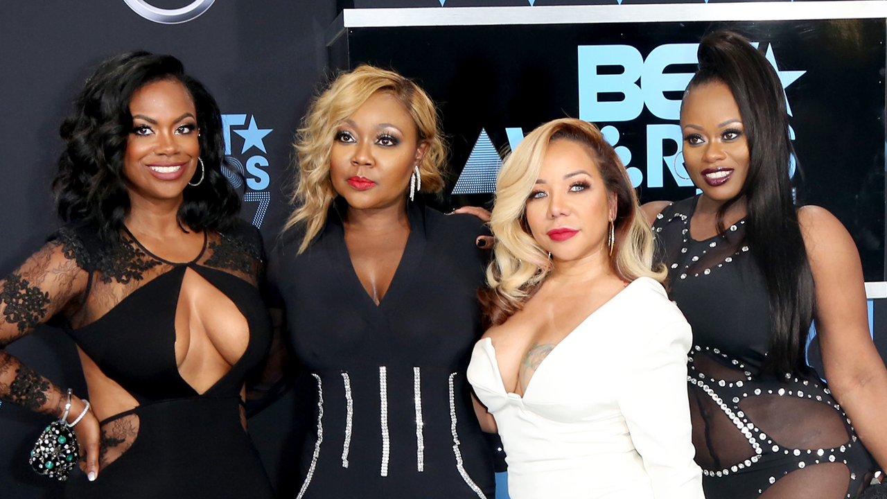 Exclusive Xscape On Their Epic Bet Awards Performance And