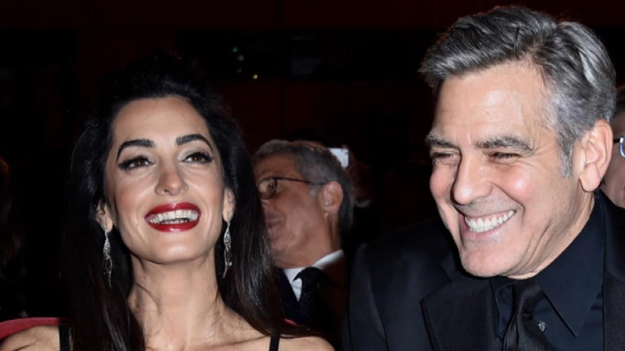 George Clooney's Fathe...