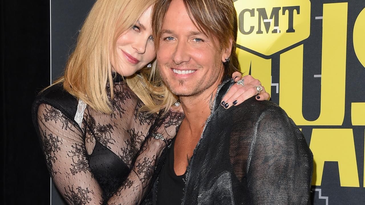 Keith Urban Sends Sweet Congratulations To Nicole Kidman