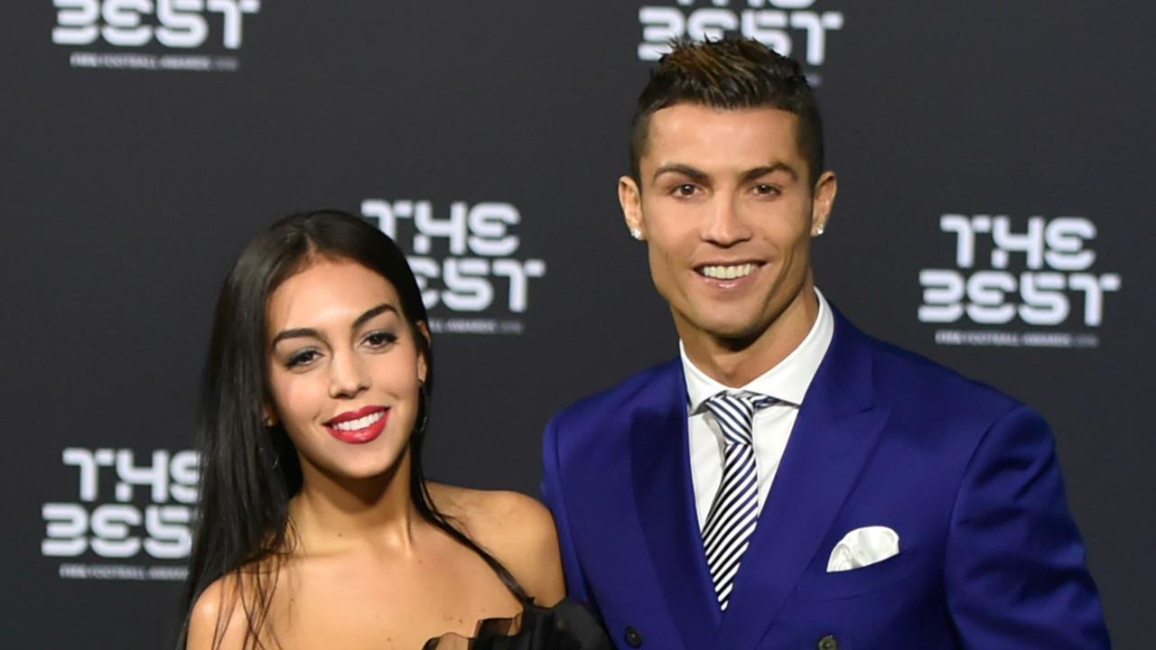 Cristiano Ronaldo Wife