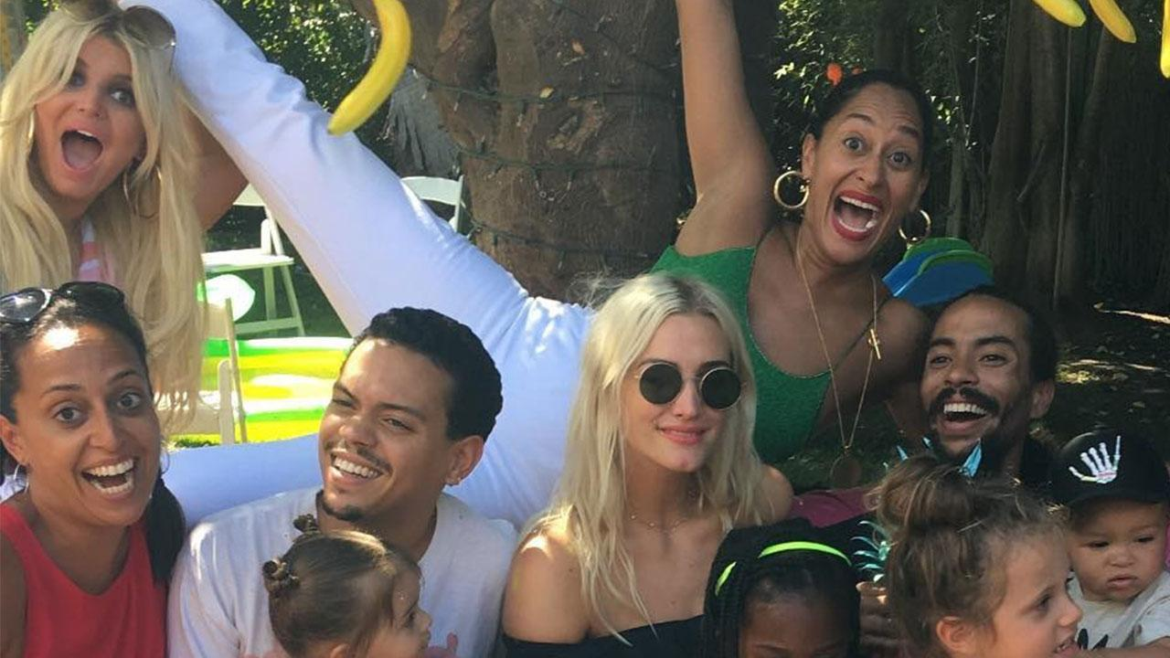 Ashlee Simpson S Daughter Jagger Marks Second Birthday