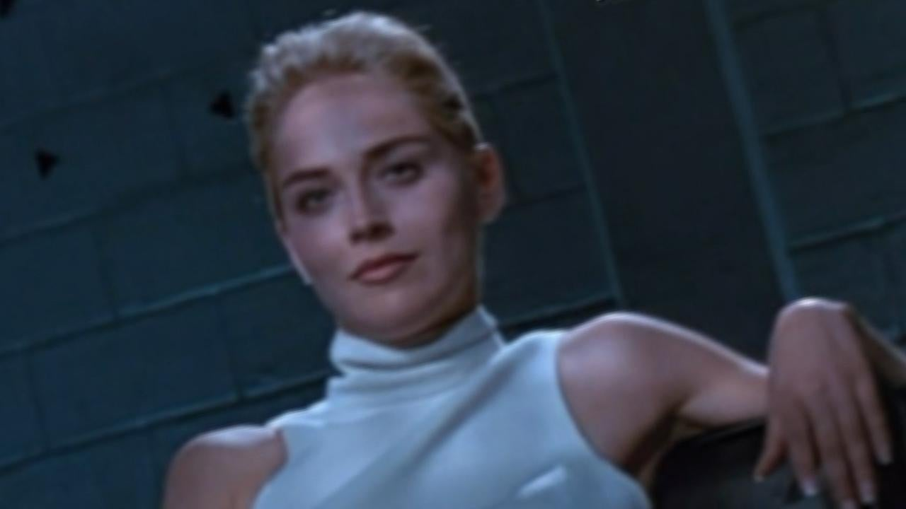 Sharon Stone Claims She Was Misled About Explicit Basic