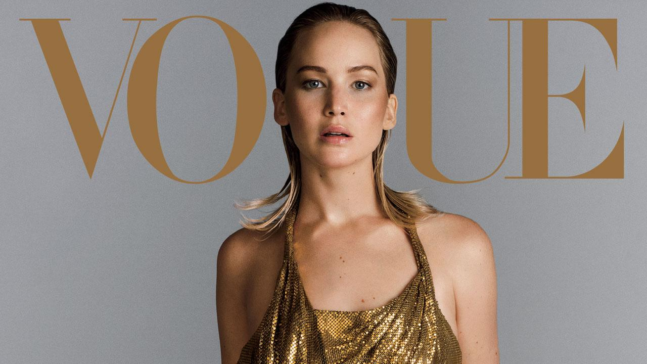 More Nude Photos of Jennifer Lawrence Hit Internet