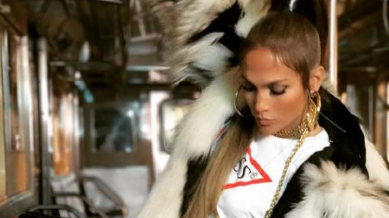 Jennifer Lopez Teases New Music Video With Sultry Pic