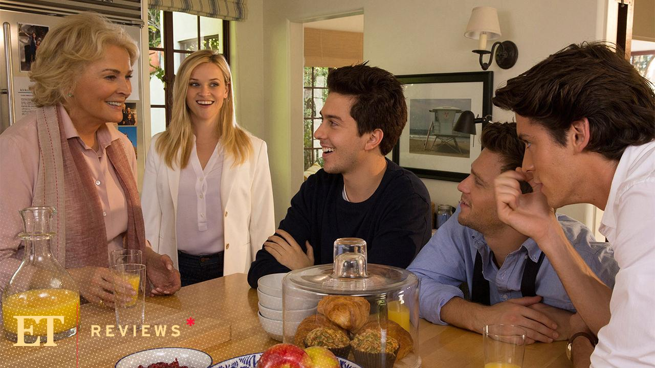 Home Again Review Reese Witherspoon Gets The Nancy Meyersish