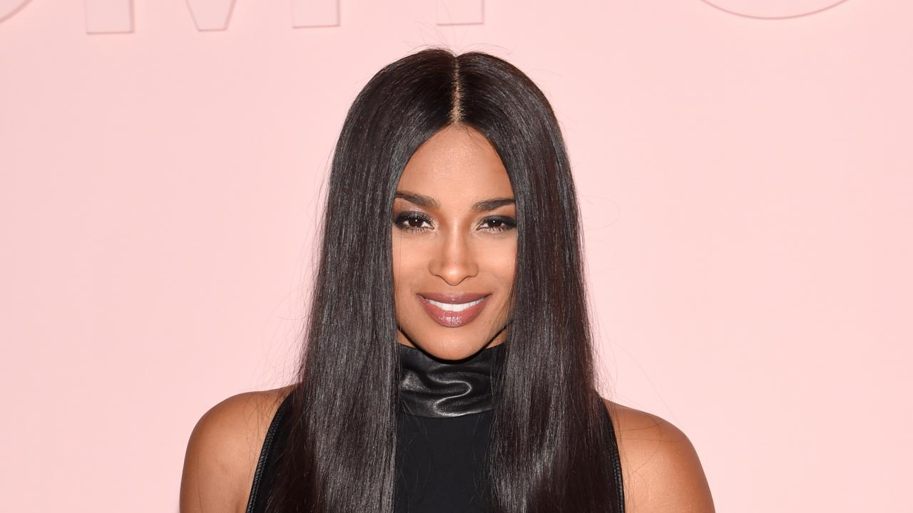 Ciara Slays In First Red Carpet Appearance Since Giving