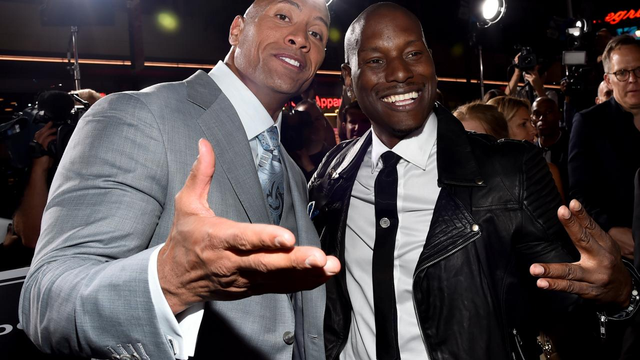 'Fast 9': Tyrese Gibson Says Dwayne Johnson 'Won't Call Me Back' in Instagram Rant Over Rumored Solo Film