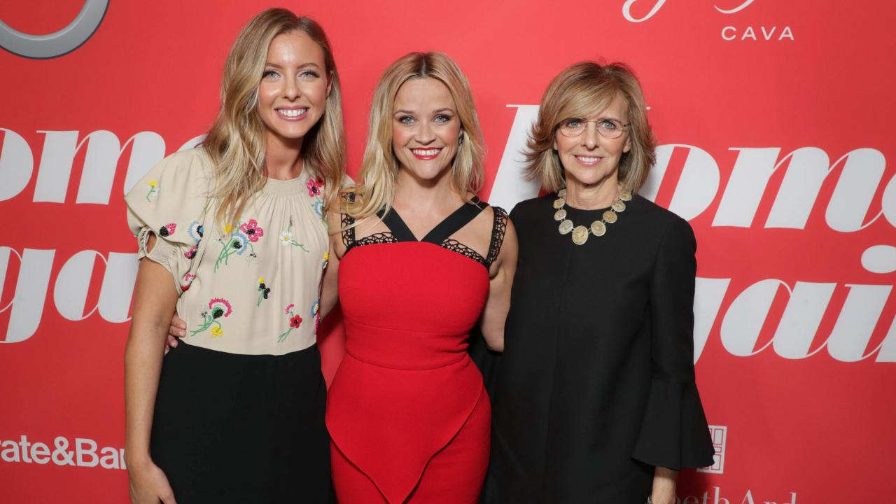 EXCLUSIVE: Hallie Meyers-Shyer and Nancy Meyers on Working Together and Choosing a Kitchen for 'Home Again'