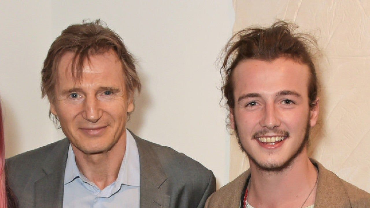 Liam Neeson's Son Micheal Changes His Last Name to Honor Late Mother