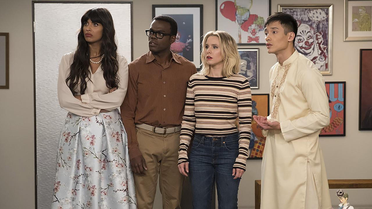 EXCLUSIVE: 'The Good Place' Boss on 'Groundhog Day ...