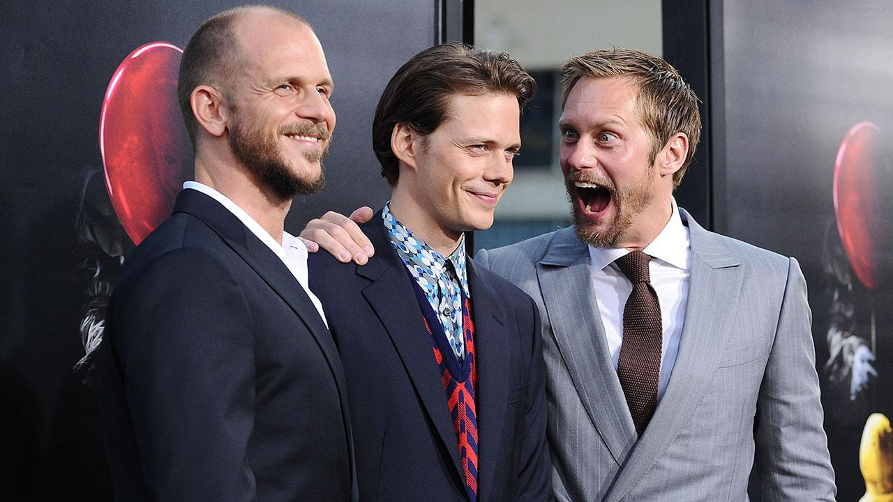 Alexander Skarsgard Had the Best Time Pranking His Brother ...