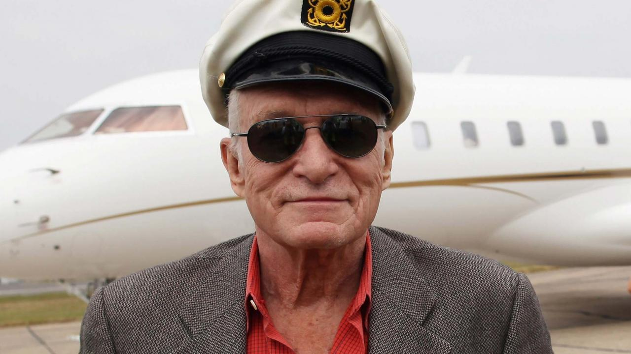 Hugh Hefner Reportedly Laid to Rest in Private Ceremony Attended by Wife  and Children