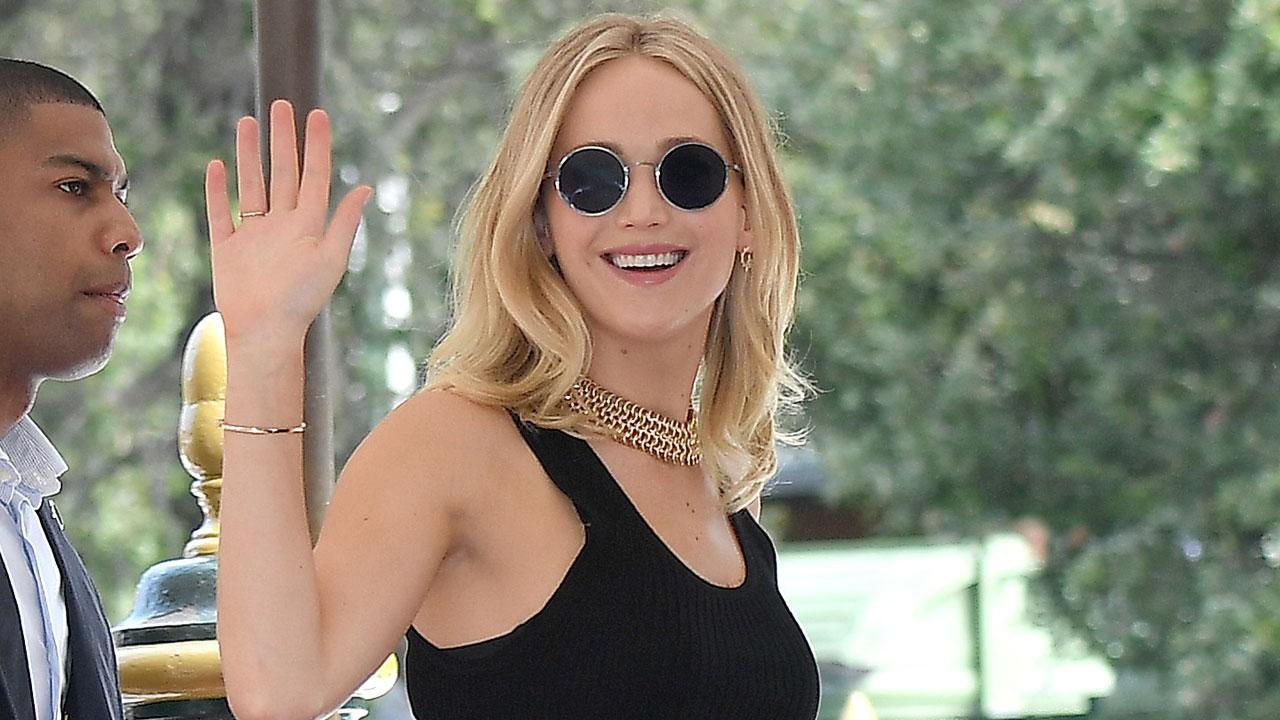 Who is jennifer lawrence hookup history