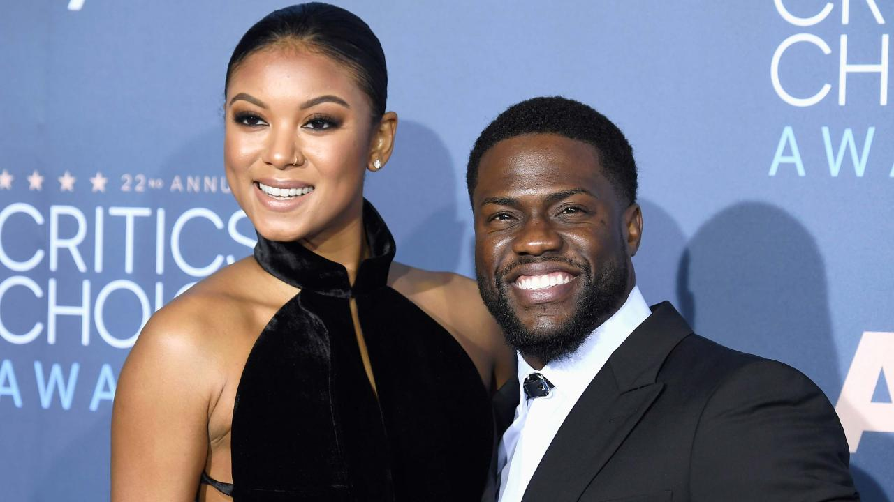 Kevin hart and eniko parrish still dating