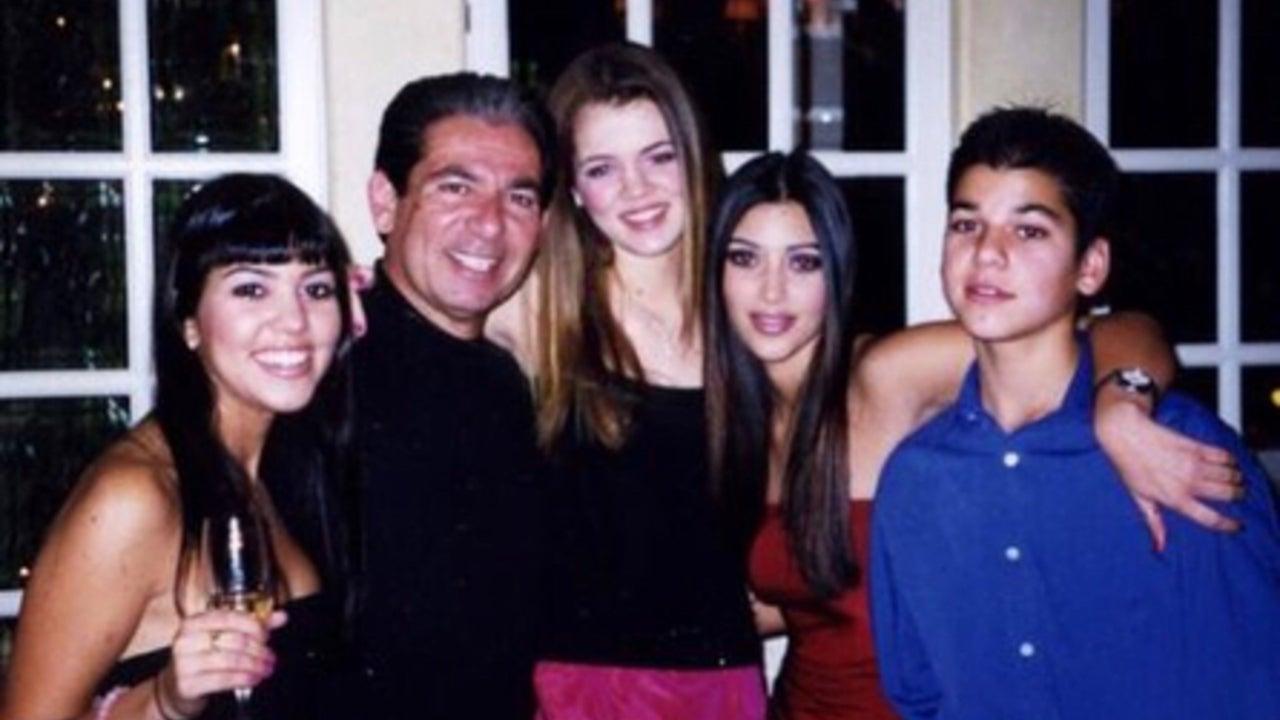 Khloe Kardashian Pays Tribute to Late Father Robert Kardashian Sr. on Anniversary of ...