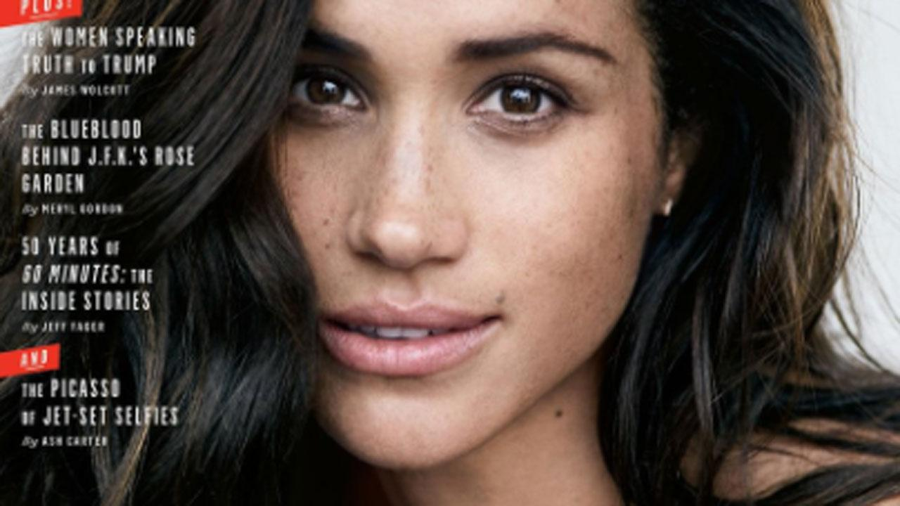 News image for Meghan Markle Breaks Silence on Prince Harry Romance: 'We're Two - CBS News 8 - San Diego, CA News Station - KFMB Channel 8 in Sports