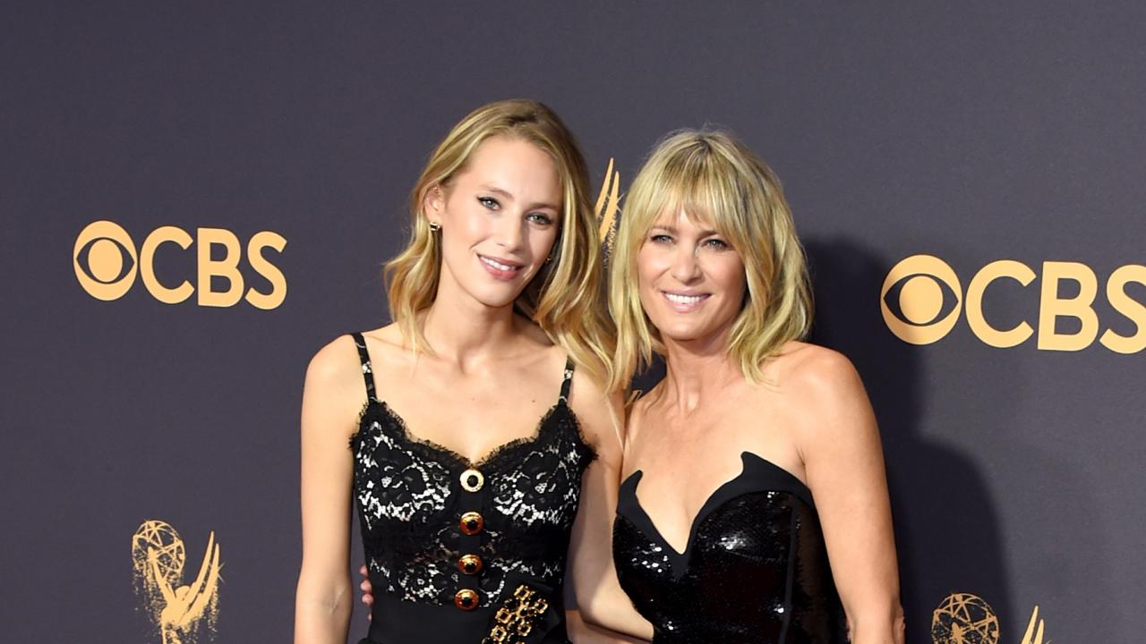 EXCLUSIVE: Robin Wright Brings Gorgeous Daughter Dylan as ...