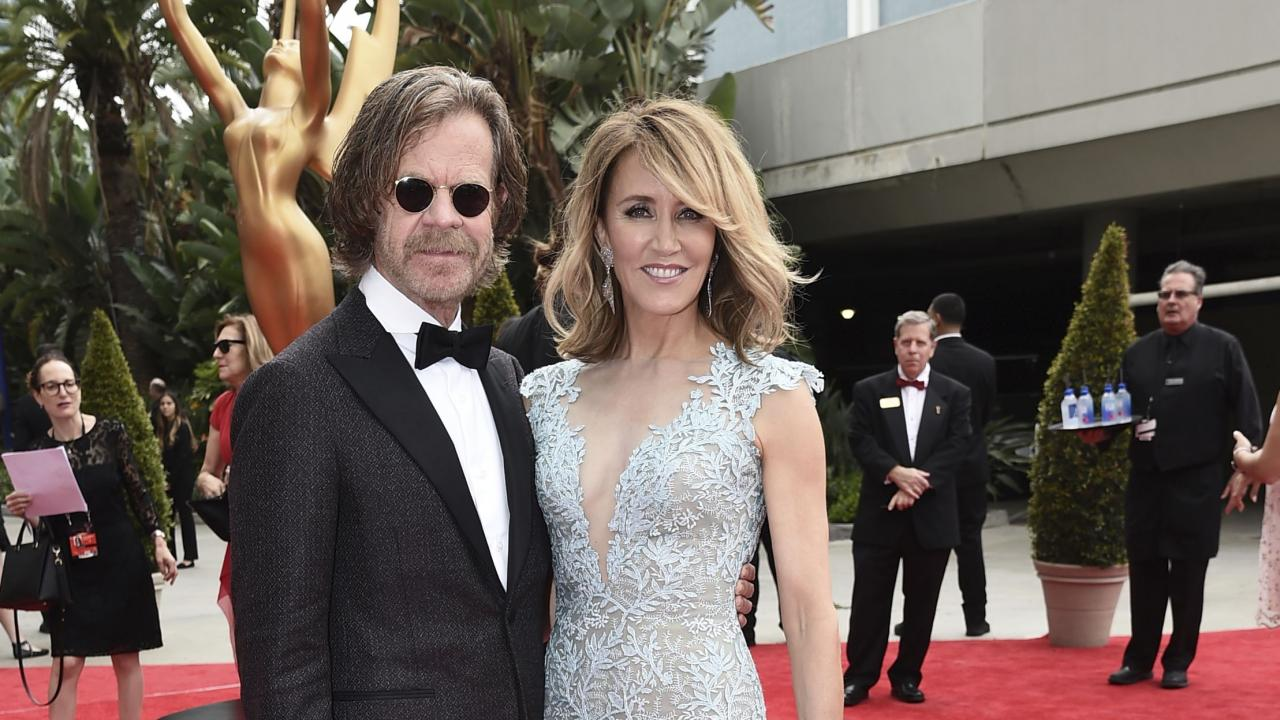 EXCLUSIVE: William H. Macy and Felicity Huffman Say It ...