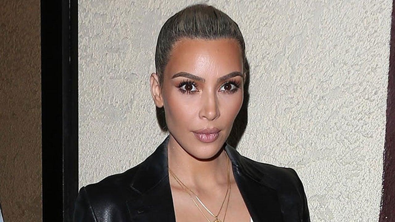 Kim Kardashian Shares Adorable Throwback Thanksgiving Home Video — Watch!