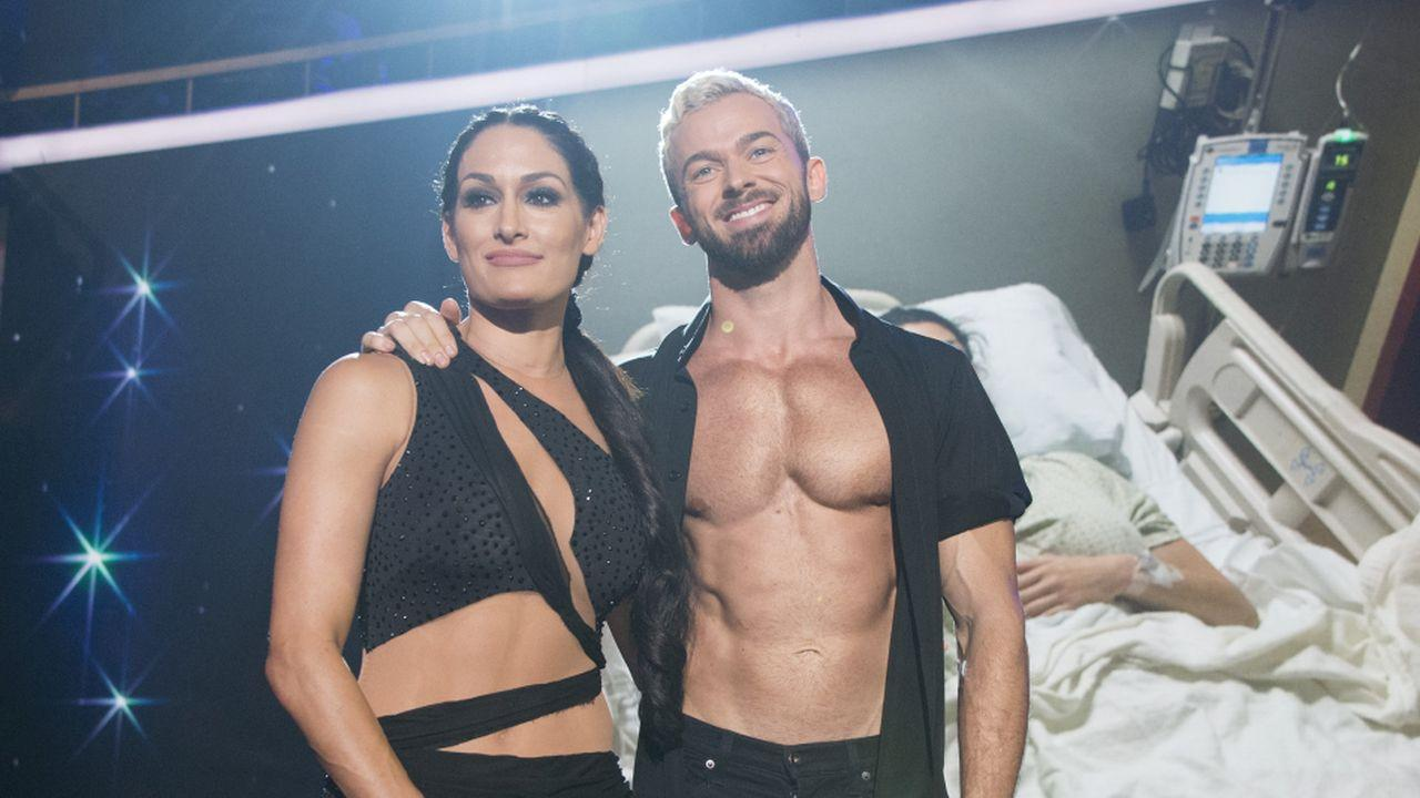 Exclusive Nikki Bella Opens Up About Her Scary Neck