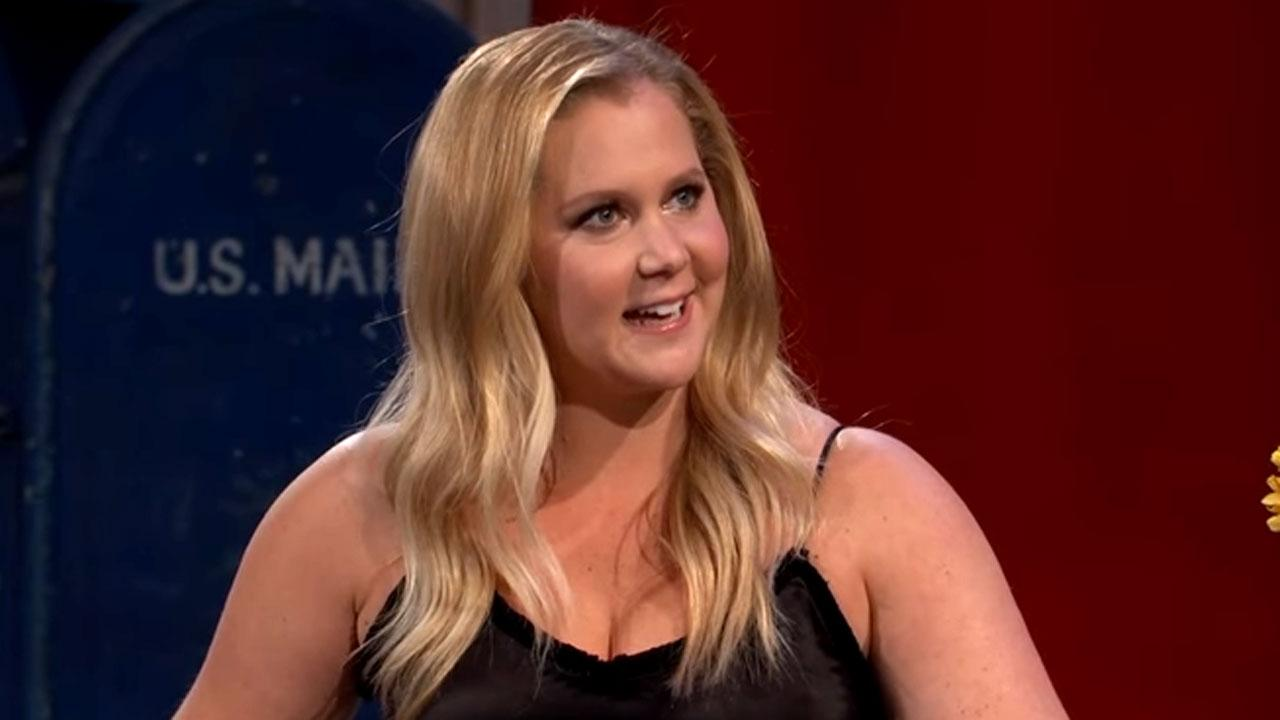 Amy Schumer Talks About Her 'Really Cool Weight Gain' and ...