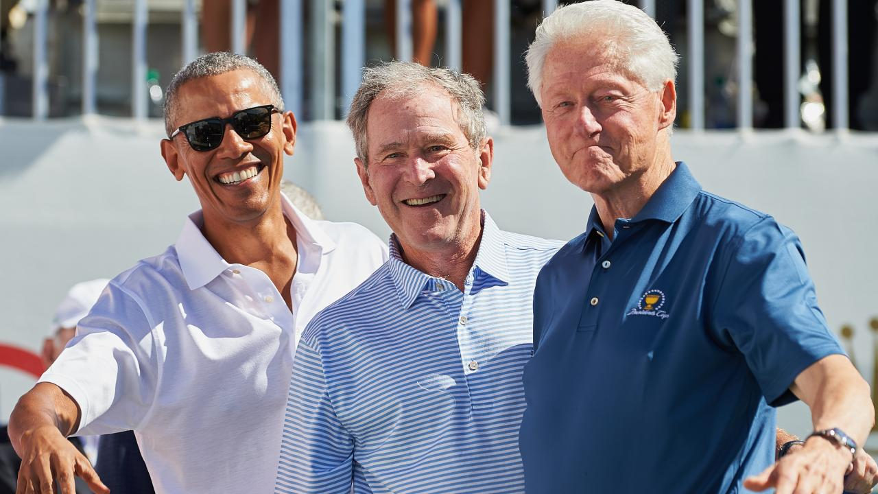 All Five Living Former Presidents to Reunite for Hurricane ...