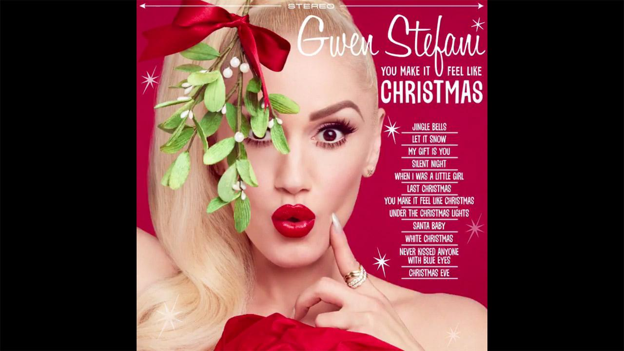 It May Only Be October, But Gwen Stefani Is Already Prepping Fans For The  Christmas Season! On Friday She Released Her New Holiday Album, You Make It  Feel ...
