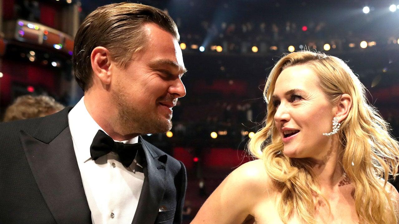 leonardo and kate winslet relationship