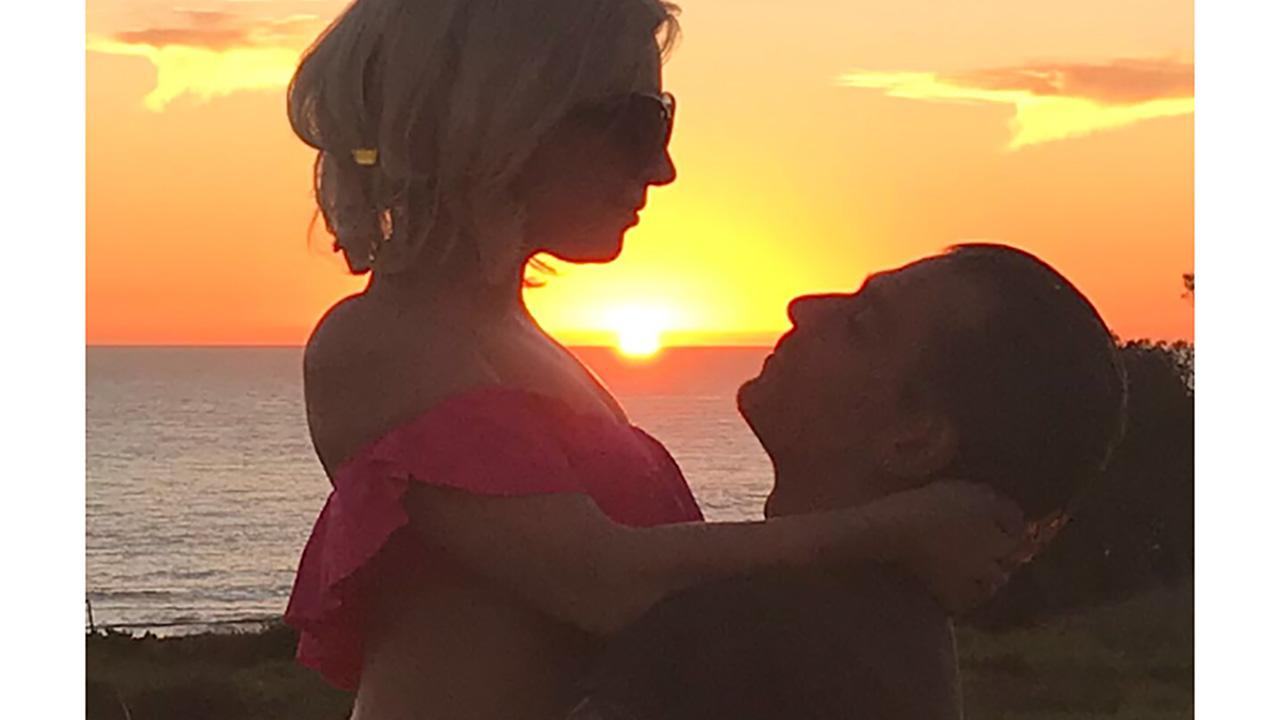 Honda San Diego >> Lady Gaga Shares Photo of Herself in Boyfriend Christian Carino' - CBS News 8 - San Diego, CA ...