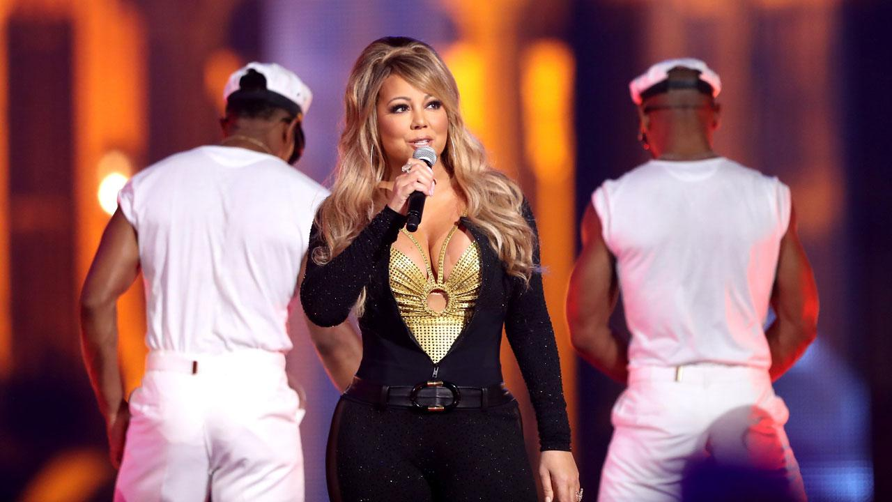 Mariah Carey Is Happy For New Chapter In Her Life Following We