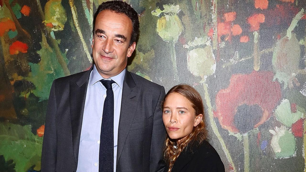 Mary Kate Olsen Poses With Husband Olivier Sarkozy In Rare Publi