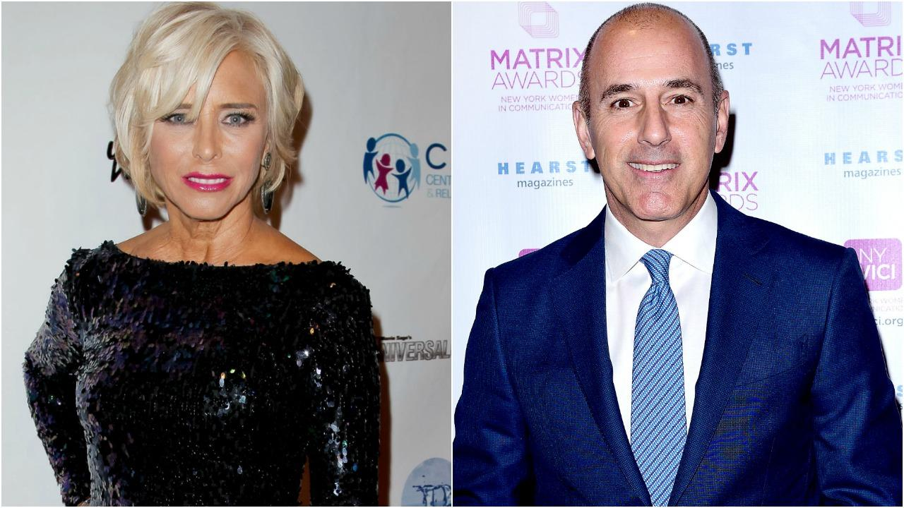 Matt Lauer S Ex Wife Defends Him After Sexual Misconduct
