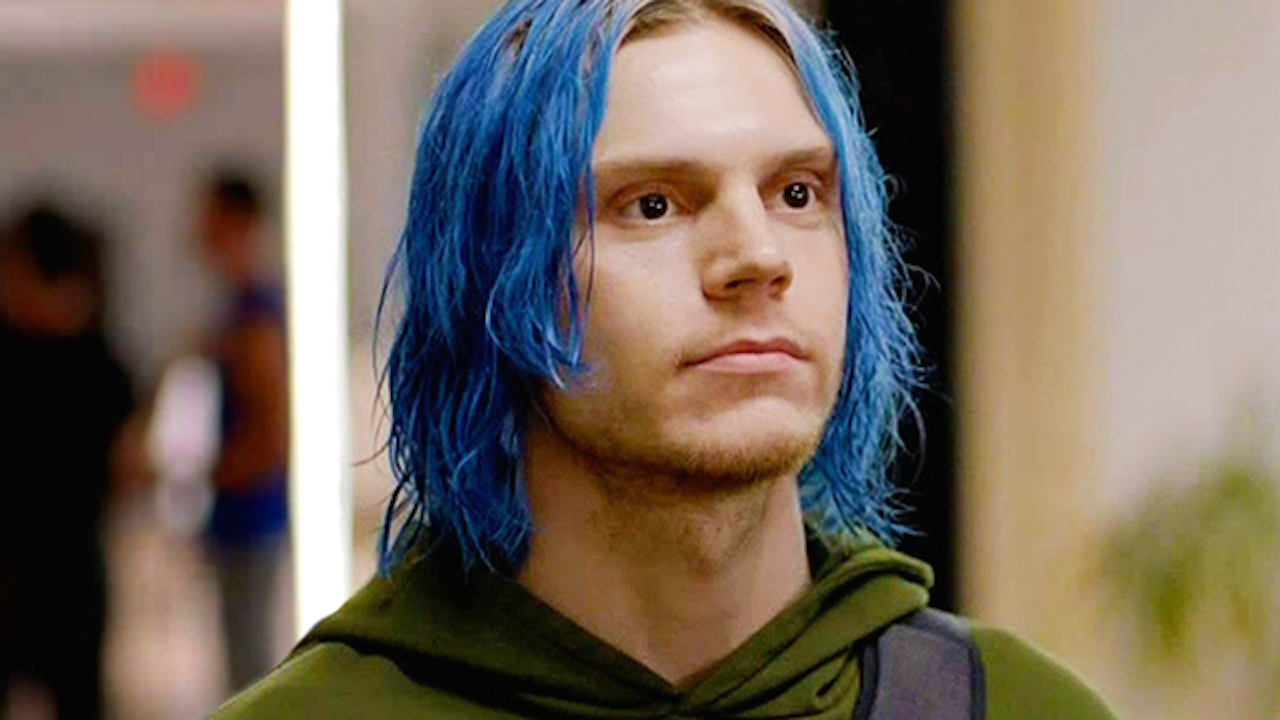 Evan Peters On Playing His Most Insane AHS Character Yet