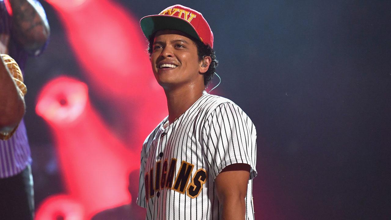 How Celebs Are Giving Back Amid Coronavirus Outbreak: Bruno Mars Pledges $1 Million
