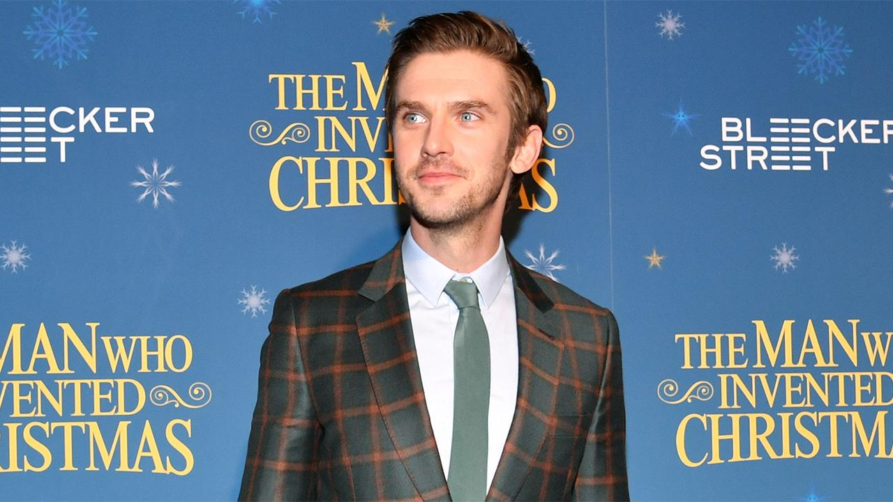 dan stevens loves christmas not in the way that everybody who christmases loves christmas no he is a christmas tree up hang the lights after halloween - When Was Christmas Invented