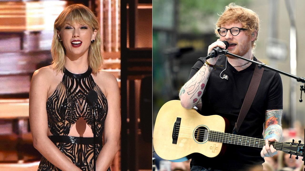 GRAMMYs Snubs and Surprises: Ed Sheeran and Taylor Swift ...