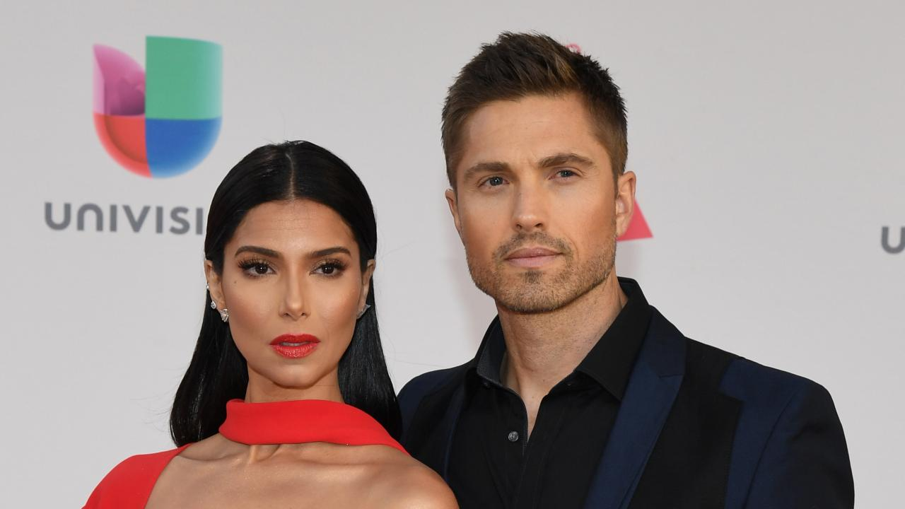Roselyn Sanchez And Eric Winter Wedding